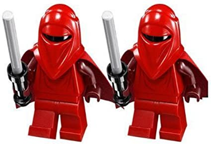Lego Star Wars Guard Helmet x 1 Black for Minifigure