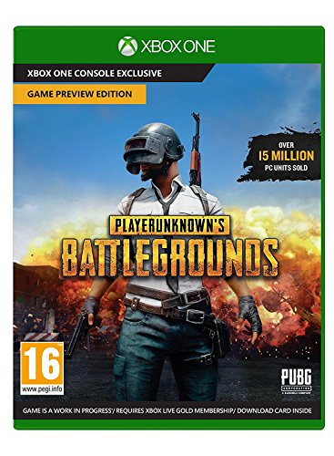 Playerunknowns Battlegrounds   Game Preview Edition Code In A Box  Xbox One  Uk Import
