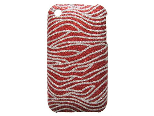 Telileo handywelt-niefern coque de protection pour apple iPhone 3 g/iPhone 3GS-dune-rouge