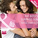 The Boss's Surprise Son Audiobook by Teresa Carpenter Narrated by Jennifer Woodward