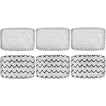 Amazon.com: Pack de 4 Almohadillas Lavables y reutilizable ...