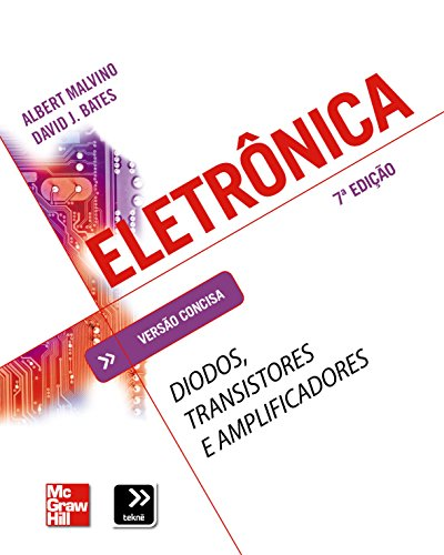 eBook Eletrônica: Diodos, Transistores e Amplificadores (Tekne)