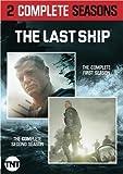 The Last Ship Season 1 and Season 2 (DVD)