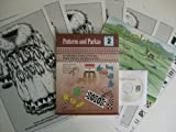 img - for Patterns and Parkas - Kit: Investigating Geometric Principles, Shapes, Patterns, and Measurement (Math in a Cultural Context: Lessons Learned from Yup'ik Eskimo Elders) book / textbook / text book