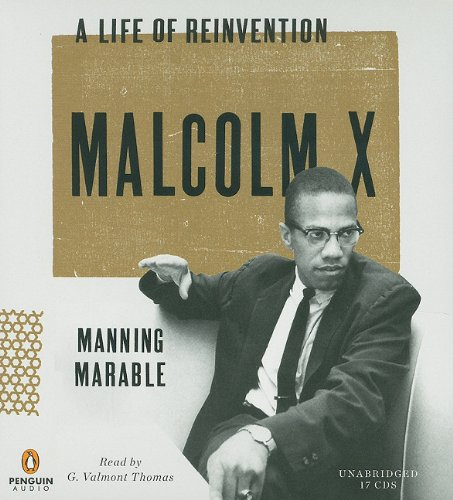 Malcolm X: A Life of Reinvention by Penguin Audio