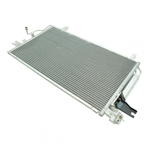 (AC Condenser A/C Air Conditioning with Receiver Drier for Nissan Infiniti)