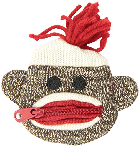 Schylling Sock Monkey Coin Purse SMCP (Sock Coin Purse)