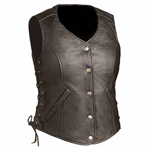 アスリート邪魔する無力Ultimate Leather Apparel OUTERWEAR レディース