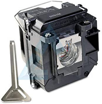 Replacement for Epson Eb-1910 Bare Lamp Only Projector Tv Lamp Bulb by Technical Precision
