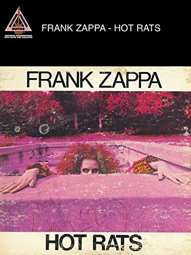 Frank Zappa - Hot Rats (Frank Zappa Guitar)