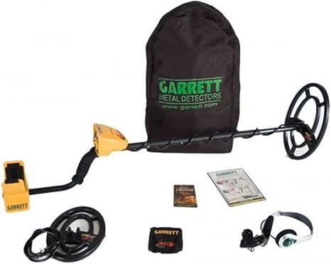 Garrett Ace 250 Metal Detector Deluxe paquete de deportes: Amazon.es: Deportes y aire libre