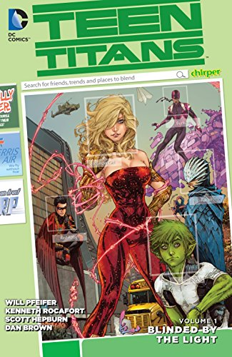Download Teen Titans Vol. 1: Blinded by the Light Pdf