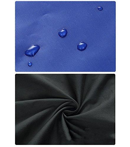 Addensano Xjlg Ciclismo giacca Divisi Aumentare Per A Il Tuta Si Impermeabili Antipioggia A colore Xl Da Pantaloni Impermeabile Poncho I Dimensioni dAn8wxZrAq