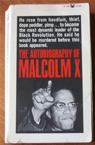 Books : The Autobiography of Malcom X