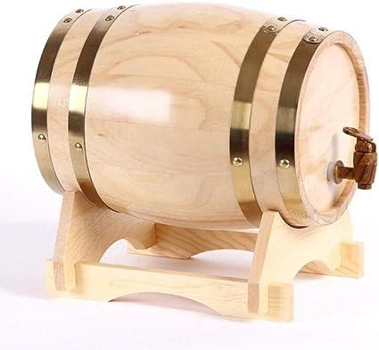 American Premium Wood Oak Wine Barrel, Madera Especial ...