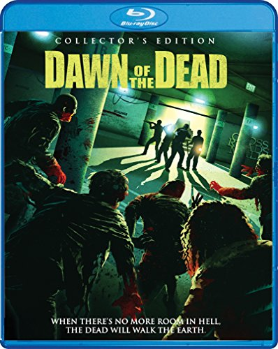 Blu-ray : Dawn of the Dead (Collector\'s Edition, Widescreen, 2 Pack, 2 Disc)
