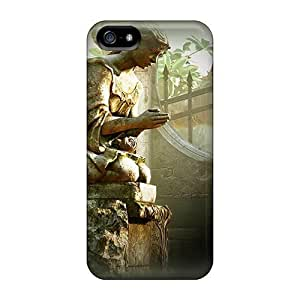 New Fashion Case Awesome An Angel Is Praying Flip case cover With Fashion jxQHjxgEQzR Design For iphone 5c