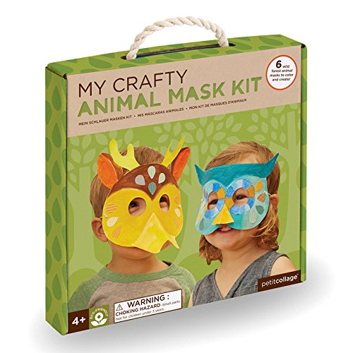 fty, Forest Animals Mask Kit (Forest Animal Craft)