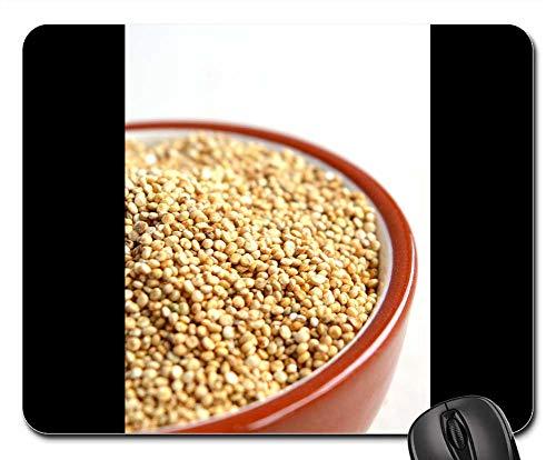 Mouse Pad - Quinoa Bowl Grain Healthy Food Nutrition Diet