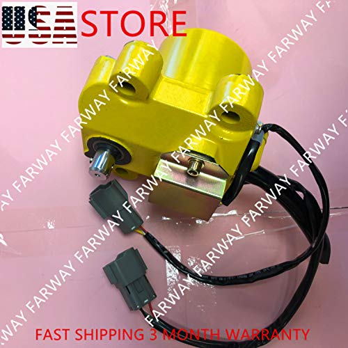7824-30-1600 Stepper,Throttle Motor FIT Komatsu PC200-5 PC220-5 PC120-5 PC100-5