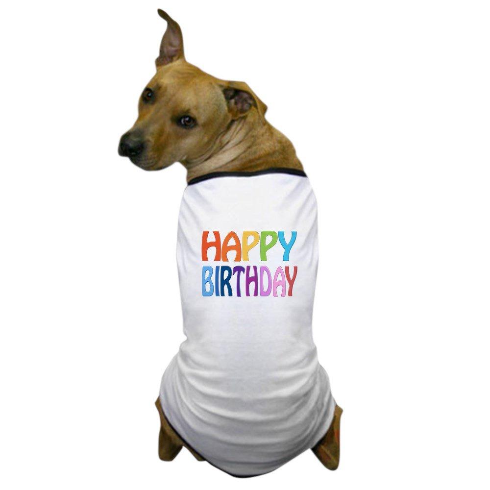 Amazon CafePress happy birthday happy Dog T Shirt Dog