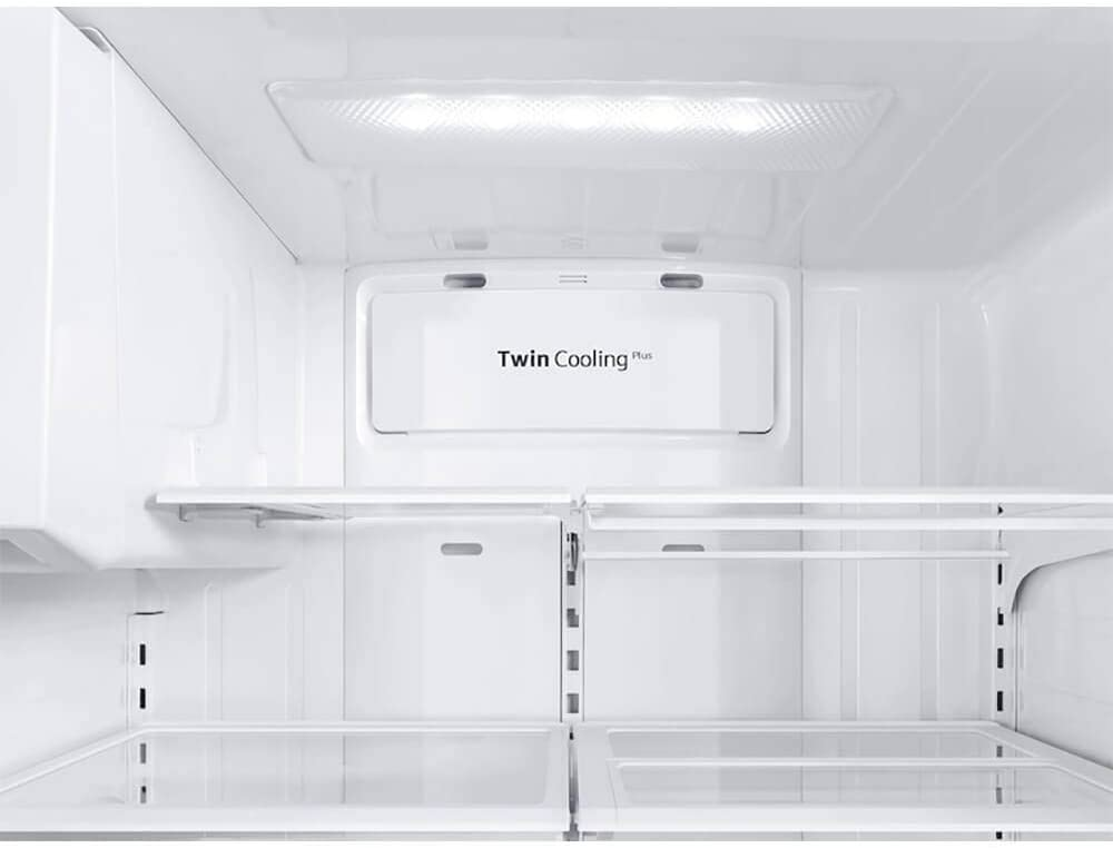 Stainless French Door Refrigerator Samsung RF27T5501SG 24 Cu.Ft