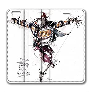 iCustomonline leather Case for iPhone 6 Plus, Break Dance Stylish Durable leather Case for iPhone 6 Plus