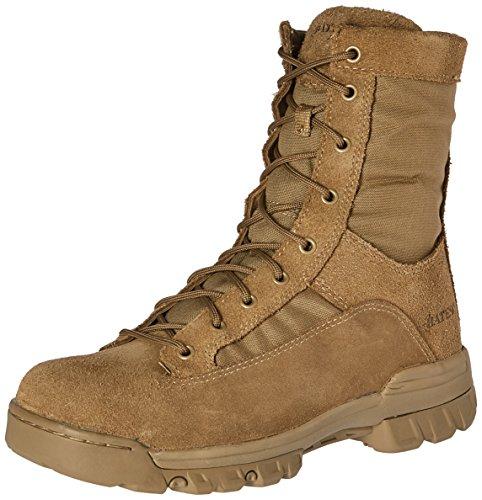 - Bates Men's Ranger II Hot Weather Military & Tactical Boot, Coyote, 9.5 M US
