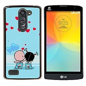 "For LG L Prime D337 / L Bello D337 , S-type Cascada de primavera"" - Arte & diseño plástico duro Fundas Cover Cubre Hard Case Cover"