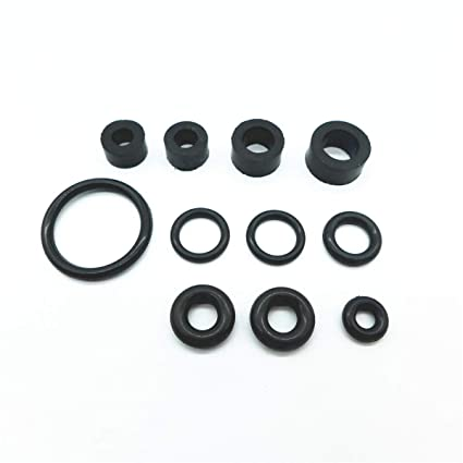amazon com: tikscience fuel filter housing o-ring seal kit for ford 7 3 7 3l  powerstroke diesel 99-03: automotive