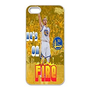 Stephen Curry fan print phone Case Cove For Apple Iphone 5 5S Cases FANS4818474