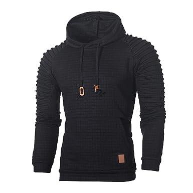 2605d1ce2 Amazon.com: Men Coat Muranba Autumn Winter Hoodie Sweatshirt Tops ...