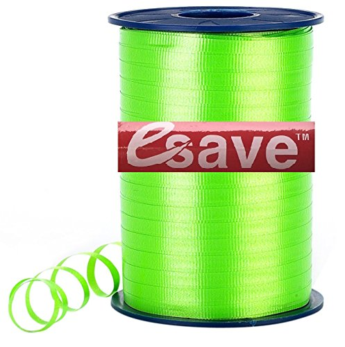 Lime Green Curling Ribbon - Curling Ribbon ~ Many Colors to Choose 3/16