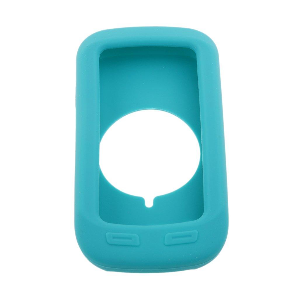 Gazechimp Funda Cubierta de Silicona Compatible con Garmin Edge 1000 GPS de Bicicleta Motocicleta - Cielo azul