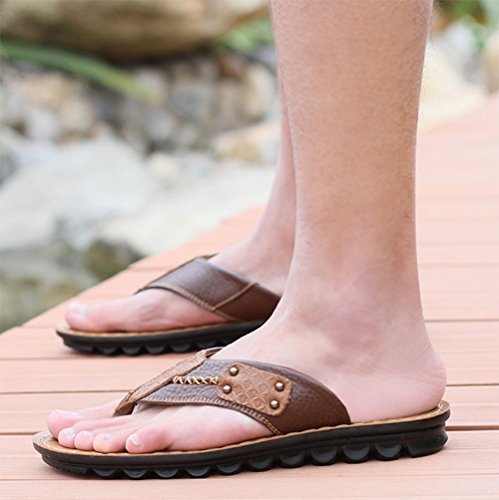 Traspirante weiwei Spina A Pesce Pantofole E di Mens Sandali Casual A Pantofole di 0wCg40q1