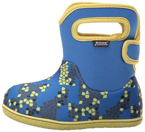 Axel Multi Blue Baby Waterproof Wellies Boys Bogs Dino xwvUHqfA