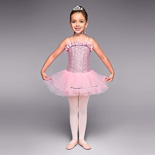 JIE. Tutu-Chica Traje de Ballet Linda Princesa Falda Tutu,SC ...