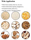 CGOLDENWALL 300g Electric Grain Mill Spice Herb