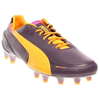 Puma Mens Evospeed 1. 2 Purple Baseball Cleats 11. 5 M US  Buy Online at  Low Prices in India - Amazon.in 237530892