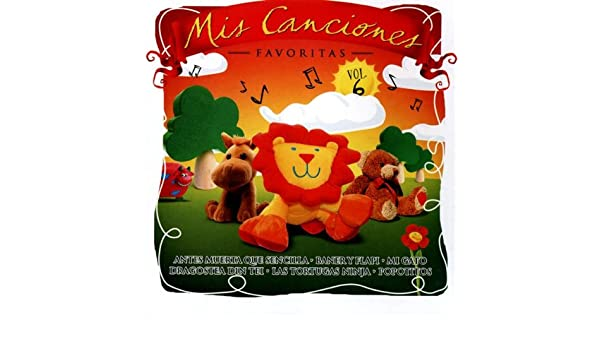 Las Tortugas Ninja by Canciones Infantiles on Amazon Music ...