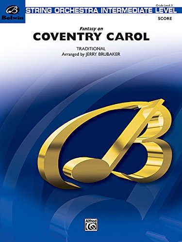 Coventry Carol, Fantasy on ()