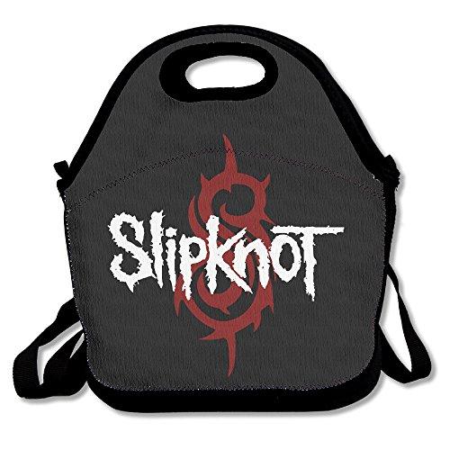 TRYdoo Music Slipknot Logo Handbag Lunch Bags Snack (Simboli Di Halloween)