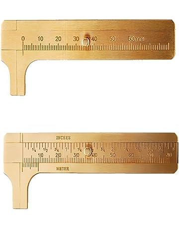 Vernier Caliper Sliding Gauge Dental Lab Instruments Dimensional Measurement Tools Industrial & Scientific