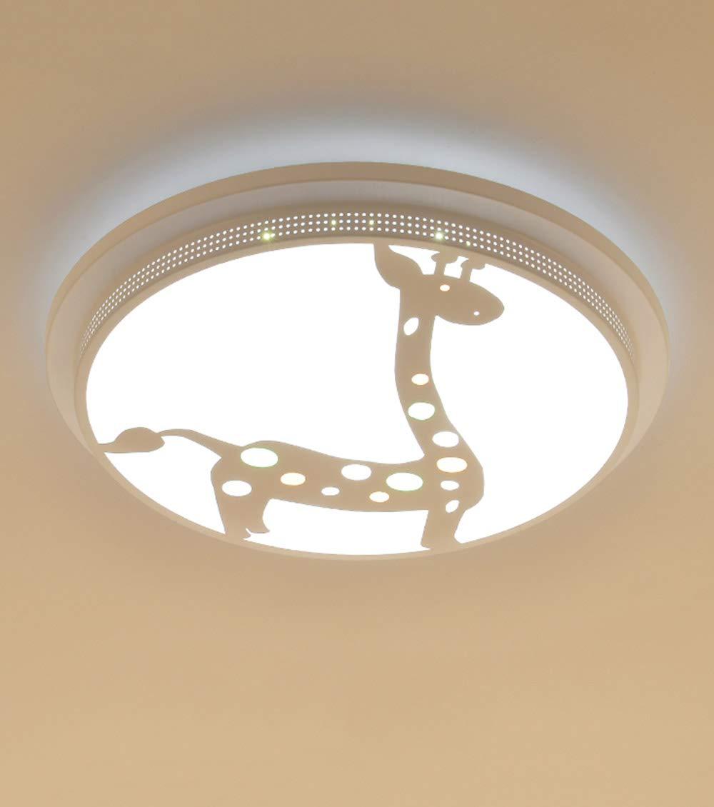 Amazon.com: SMC Ceiling light Childrens Bedroom Giraffe LED Ceiling Lamp Boy Simple Modern Cartoon Creative Girl Kindergarten Classroom Aisle Lamps: Home & ...