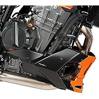 Motorrad Bugspoiler Motorschutz Puig Suzuki SFV 650 Gladius 09-15 schwarz