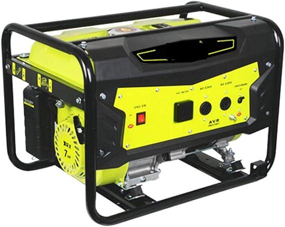 qiwangsheng Generador Electrico Portatil Generador para ...