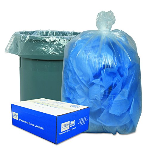 Classic Clear 303618C Clear Low-Density Can Liners, 30gal, .71 Mil, 30 x 36, Clear (Case of 250)