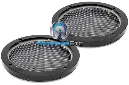 """FocalGrills - Focal 4"""" Inch Paired Grills for Focal Compatible Speakers"""