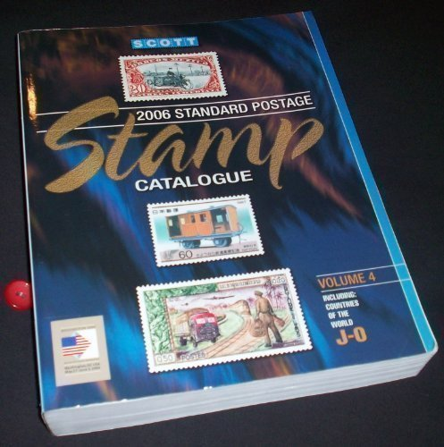 Scott 2006 Standard Postage Stamp Catalogue, Vol. 4: Countries of the World- J-O (2005-07-01) ()