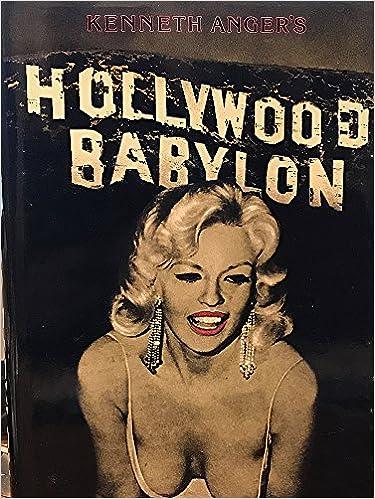 Book Hollywood Babylon